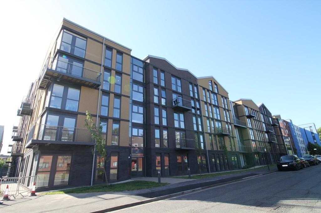 Image 1/10 of property 19 William Street, Birmingham City Centre, B15 1DR