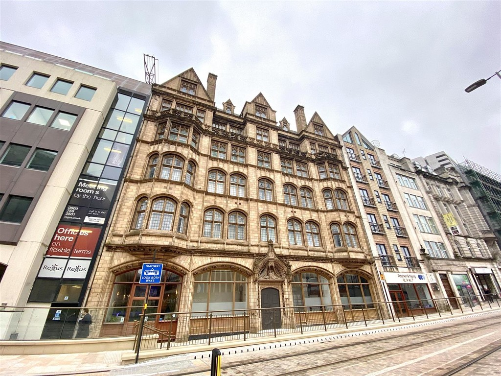 Queens College Chambers, 38 Paradise Street, Birmingham City Centre