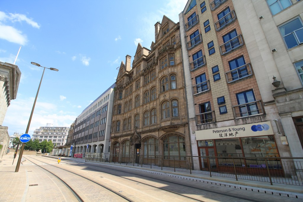Image 1/9 of property Queens College Chambers, 38 Paradise Street, Birmingham City Centre, B1 2AF