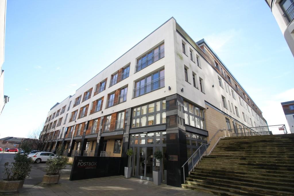 Postbox Apartments, Upper Marshall Street, Birmingham City Centre