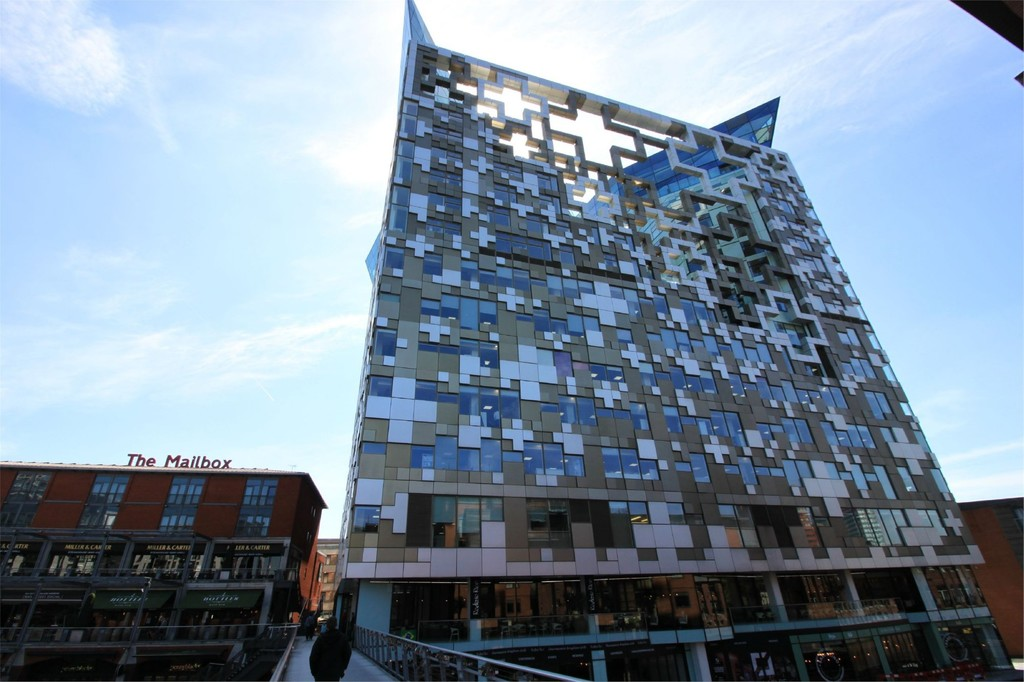 Image 2/9 of property The Cube East, 196 Wharfside Street, Birmingham City Centre, B1 1PR
