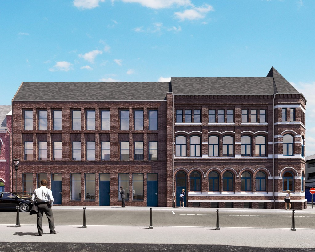 Image 1/8 of property Sydenham Place, 26B Tenby Street, Jewellery Quarter, B1 3EN