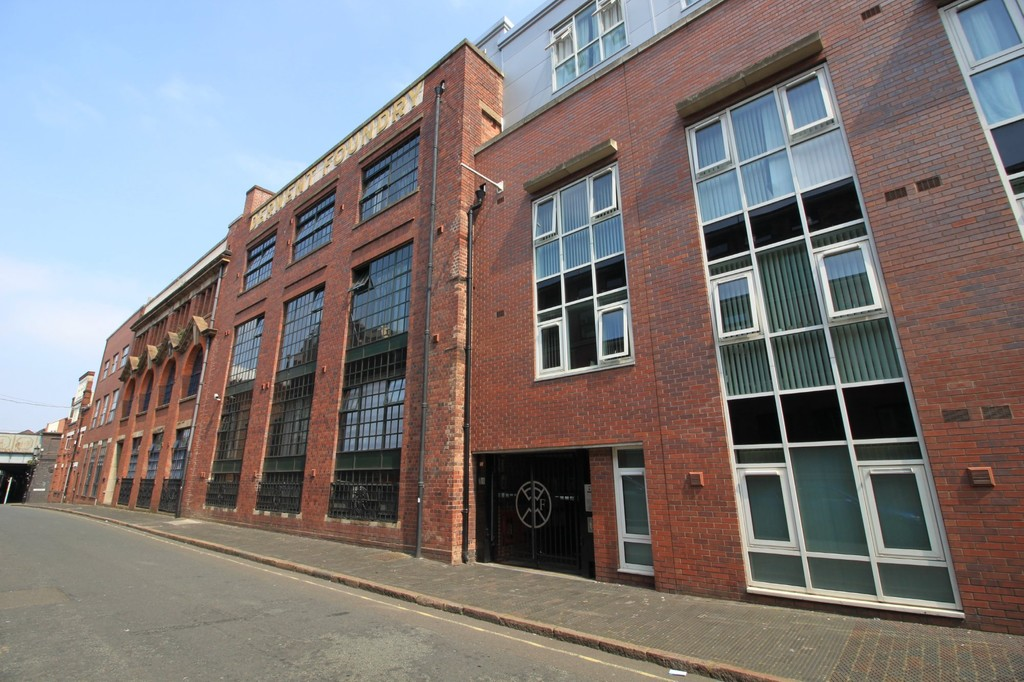 Image 1/11 of property Derwent Foundry, 5 Mary Ann Street, St. Pauls Square, B3 1BG