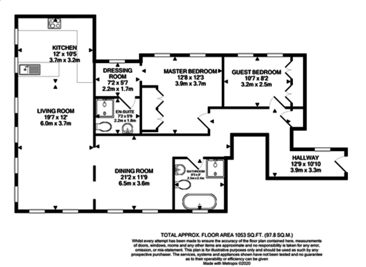 The Mint, Mint Drive, Jewellery Quarter floorplan 1 of 1