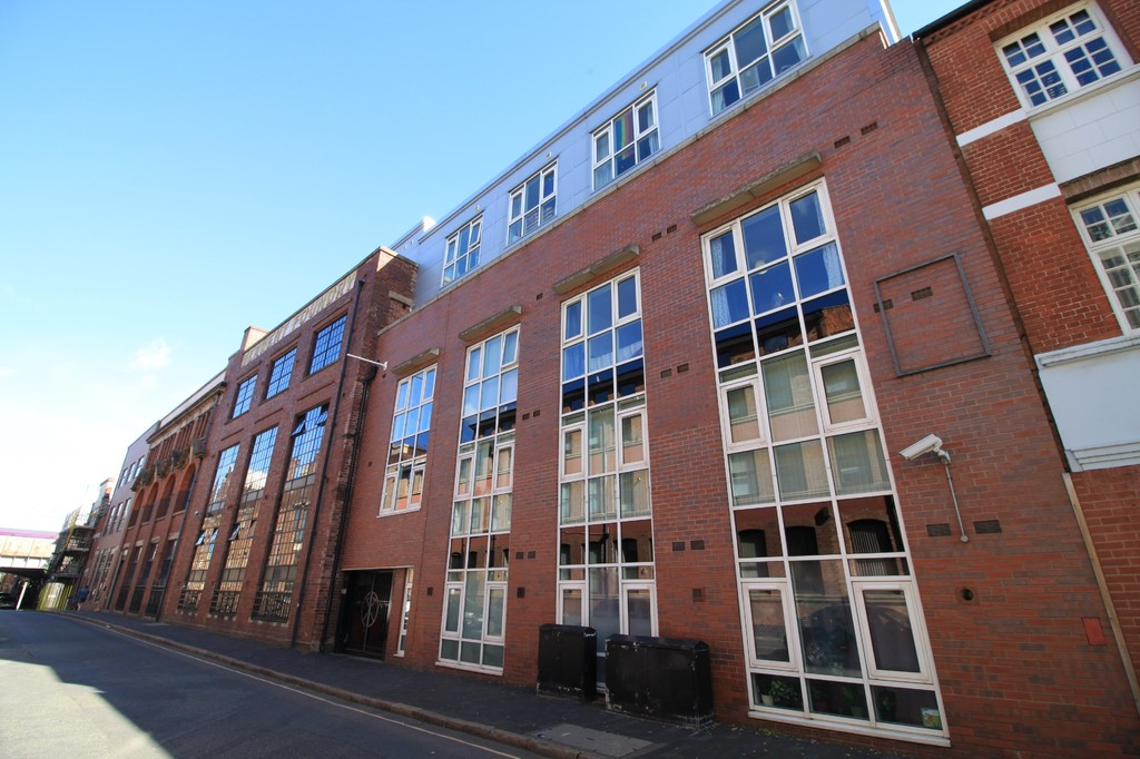 Image 2/11 of property Derwent Foundry, 5 Mary Ann Street, St. Pauls Square, B3 1BG