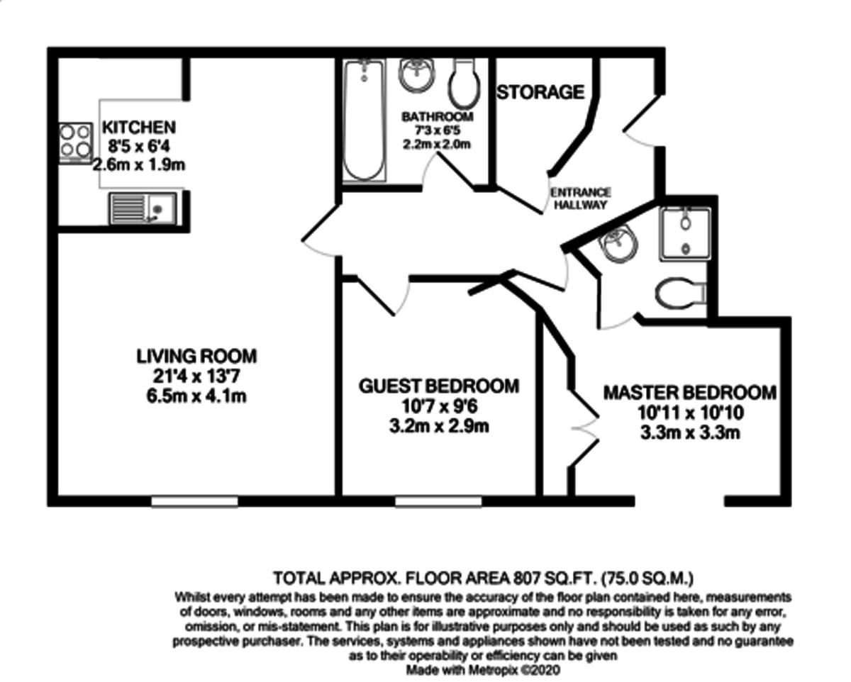 Maxim 28, 21 Lionel Street, Jewellery Quarter floorplan 1 of 1