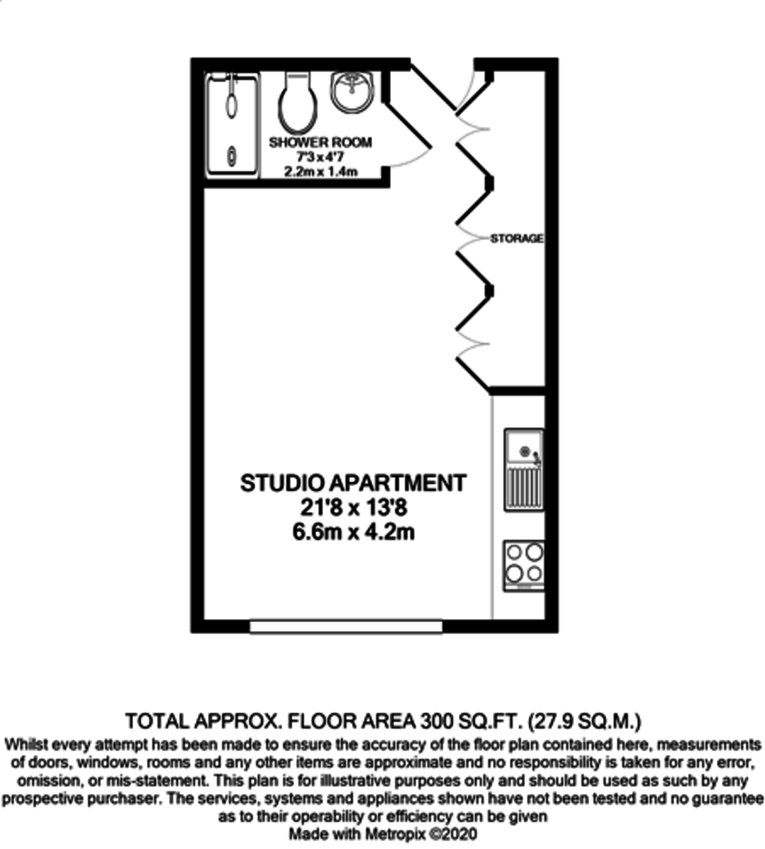 The Cube East, 196 Wharfside Street, Birmingham City Centre floorplan 1 of 1