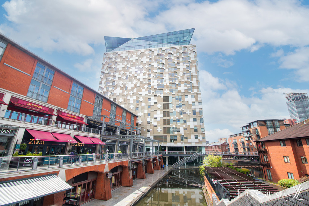 Image 3/7 of property The Cube East, 196 Wharfside Street, Birmingham City Centre, B1 1PT