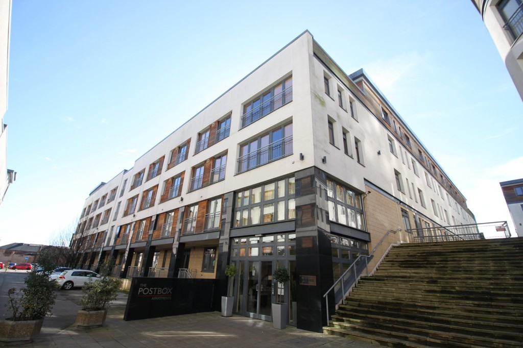 Image 7/14 of property The Postbox Apartments, Upper Marshall Street, Birmingham City Centre, B1 1LJ