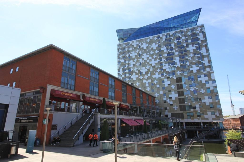 Image 1/6 of property Cube West, Wharfside Street, Birmingham, B1 1PQ