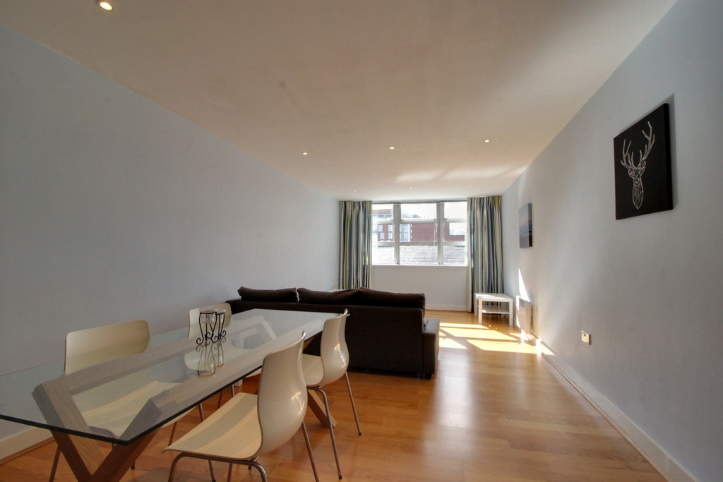 Image 1/11 of property Miller Apartments, 61 St. Pauls Square, Birmingham City Centre, B3 1QS