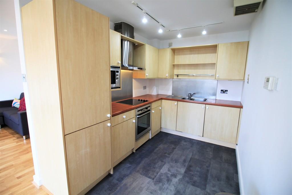 Image 21/27 of property Royal Arch Apartments , Wharfside Street, Birmingham, B1 1RG