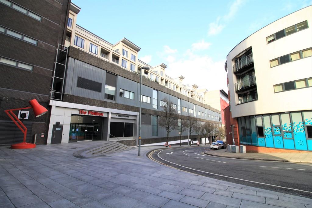 Image 27/27 of property Royal Arch Apartments , Wharfside Street, Birmingham, B1 1RG