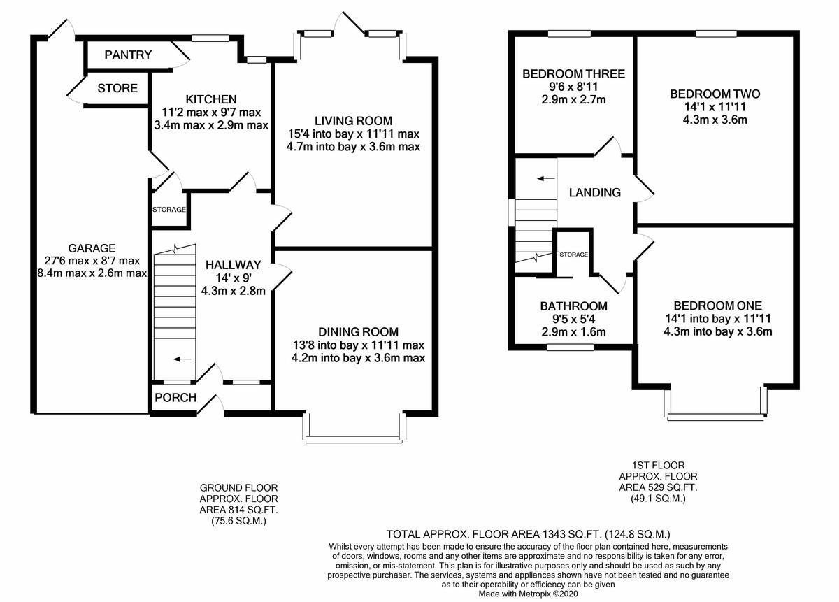 Ellesboro Road, Harborne floorplan 1 of 1