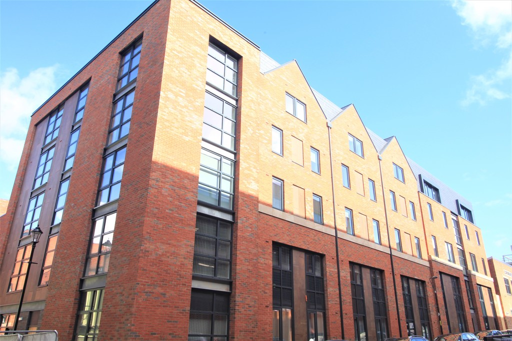 Image 1/12 of property Dayus House, 2 Tenby Street South, Jewellery Quarter, B1 3BS