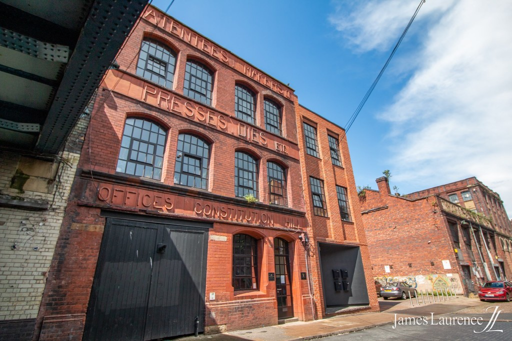 Image 14/14 of property Derwent Works, 6 Henrietta Street, Birmingham City Centre, B19 3AB