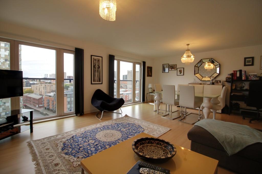 Royal Arch Apartments, The Mailbox, Wharfside Street
