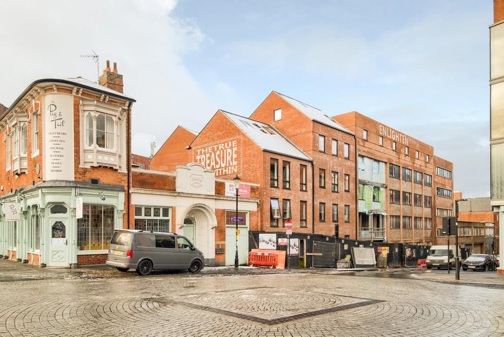 Image 1/9 of property Treasure House, Carver Street, Jewellery Quarter, B1 3EG