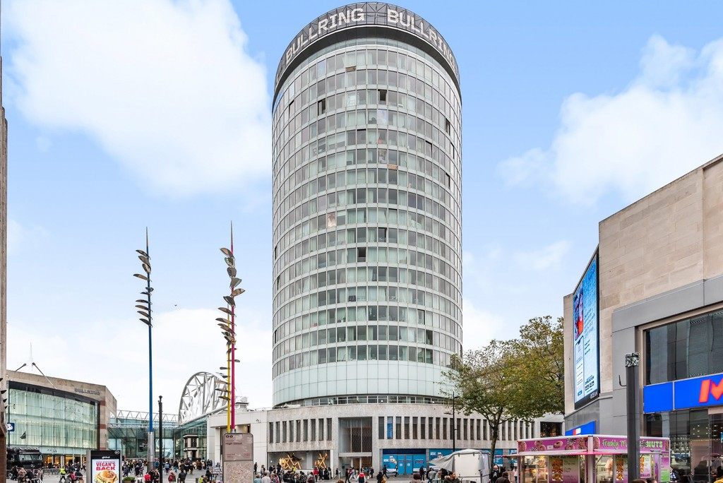 The Rotunda, 150 New Street, Birmingham City Centre