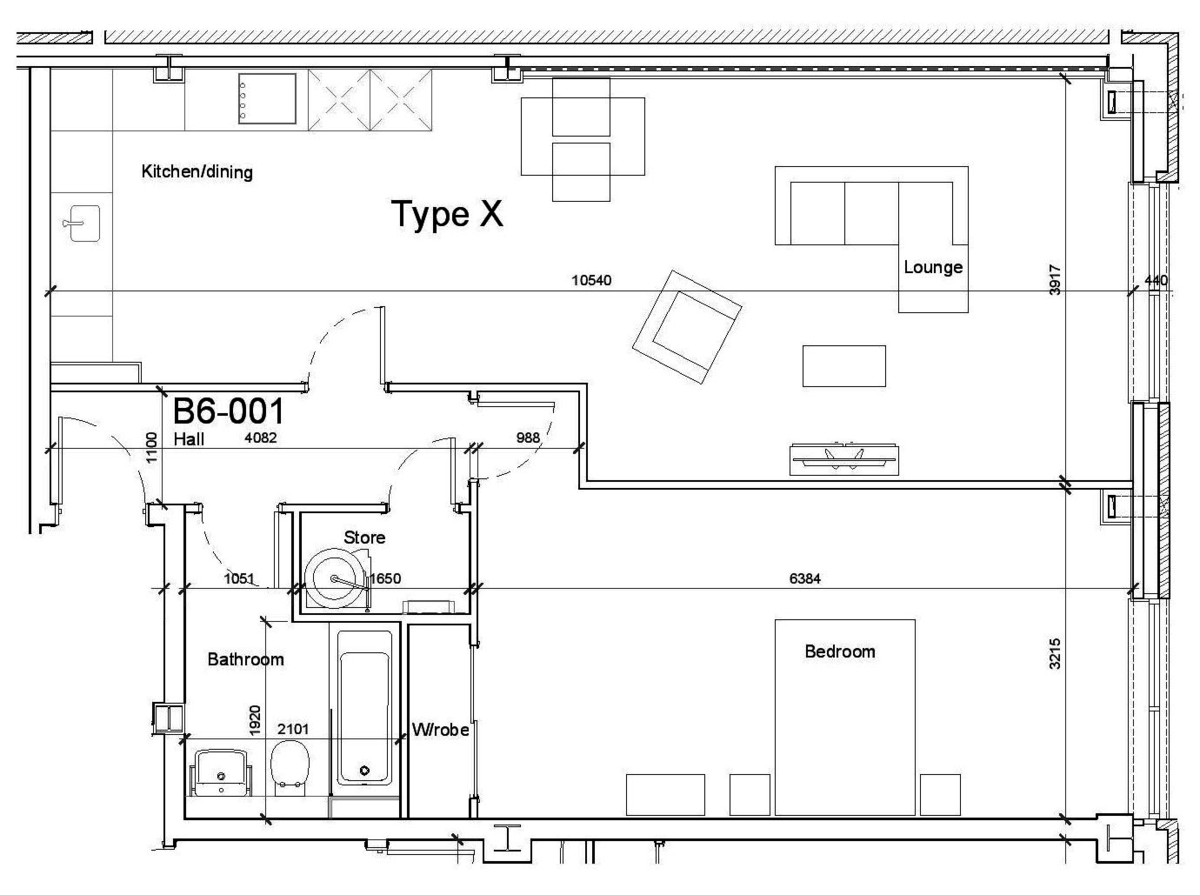 Summer House, 95 Pope Street, Jewellery Quarter floorplan 1 of 1