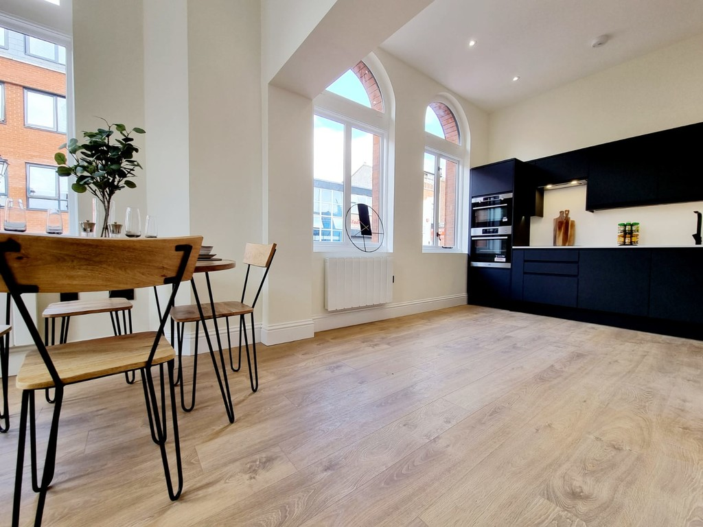 Image 1/10 of property Sydenham Place, 26B Tenby Street, Jewellery Quarter, B1 3EN