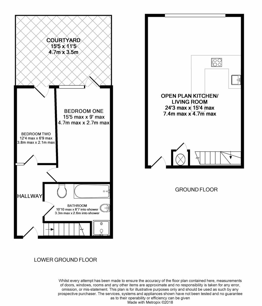 Wexler Lofts, 100 Carver Street, Jewellery Quarter floorplan 1 of 1