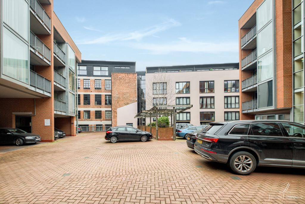 Image 13/14 of property Wexler Lofts, 100 Carver Street, Jewellery Quarter, B1 3AQ