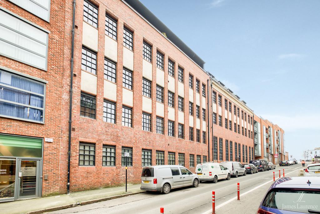 Image 2/14 of property Wexler Lofts, 100 Carver Street, Jewellery Quarter, B1 3AQ