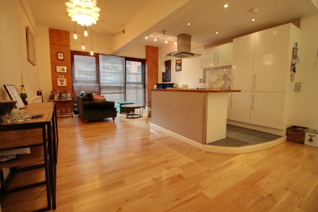 Image 8/14 of property Wexler Lofts, 100 Carver Street, Jewellery Quarter, B1 3AQ