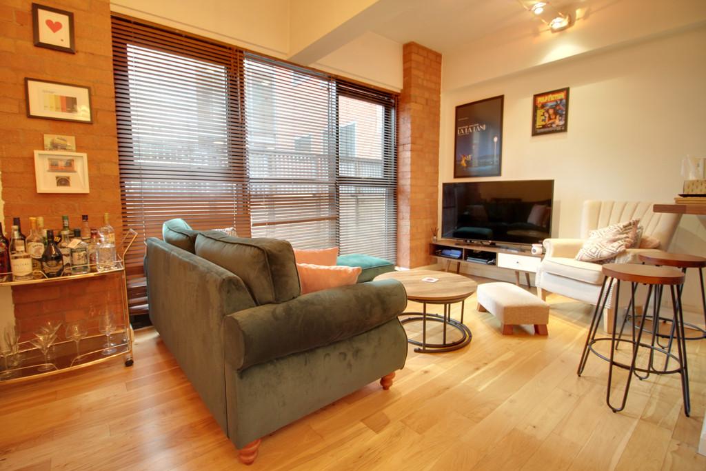 Image 3/14 of property Wexler Lofts, 100 Carver Street, Jewellery Quarter, B1 3AQ