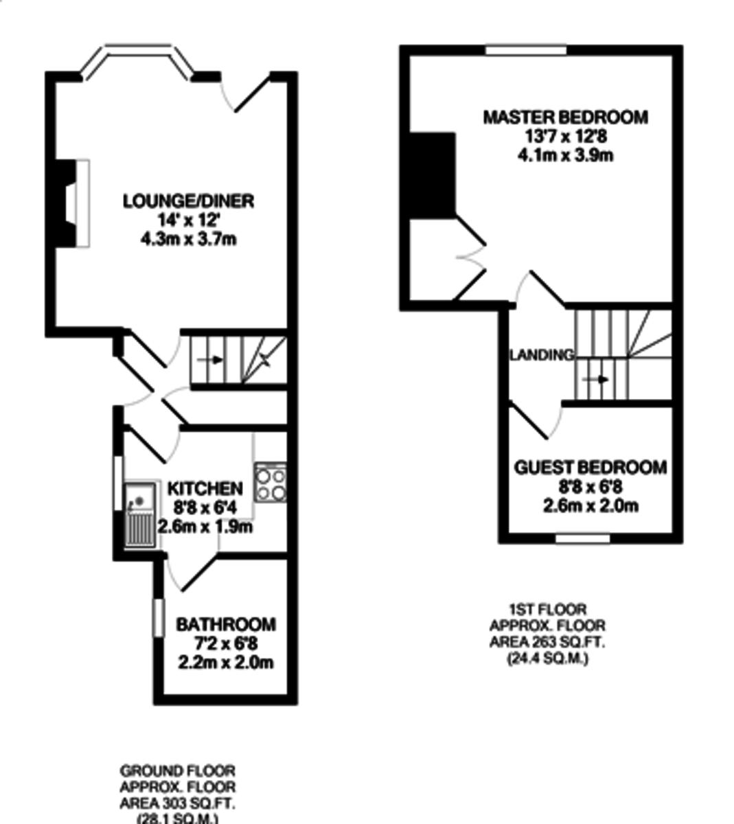 Greenfield Road, Harborne floorplan 1 of 1