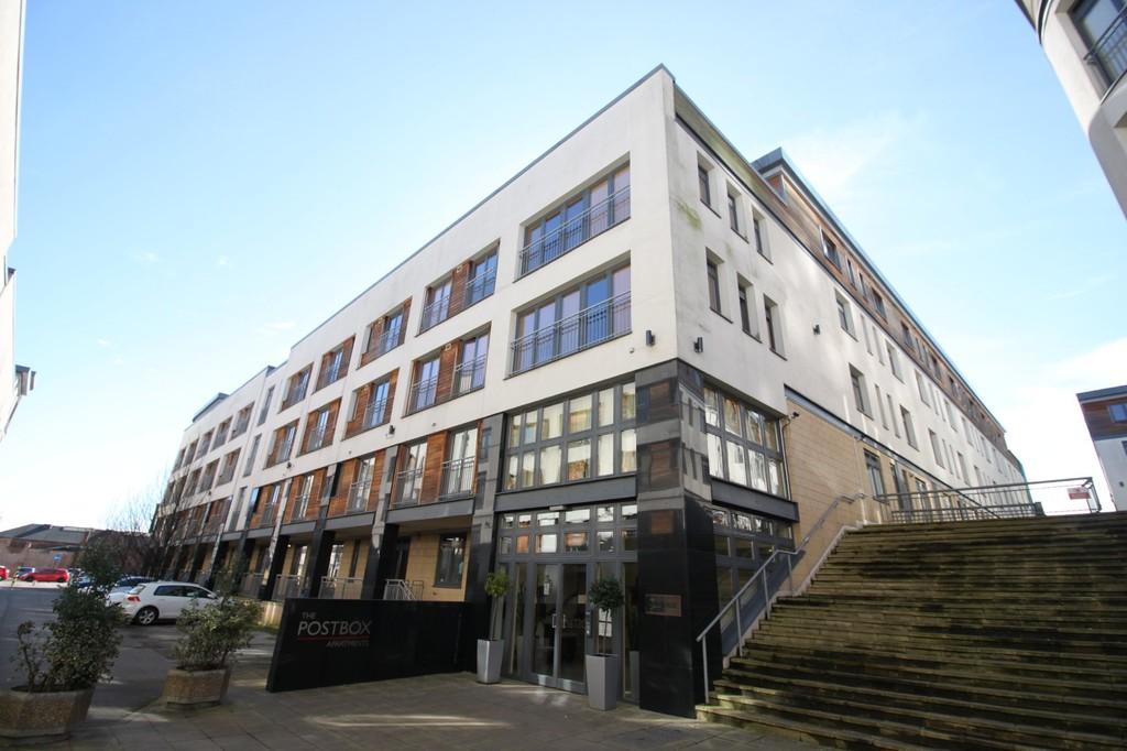 Image 7/14 of property The Postbox Apartments, Upper Marshall Street, Birmingham City Centre, B1 1LJ