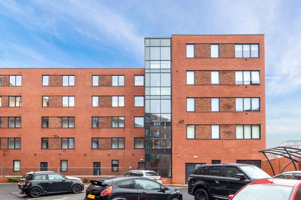 Image 3/9 of property Madison House, 94 Wrentham Street, Birmingham City Centre, B5 6QR