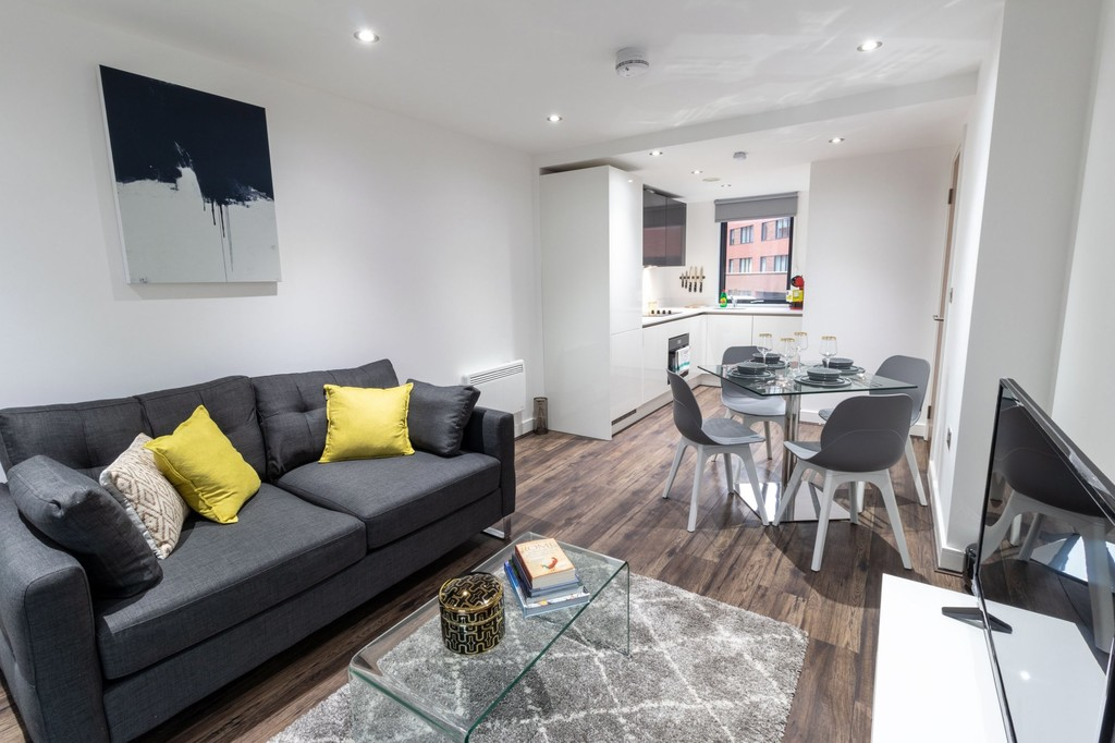 Image 6/9 of property Madison House, 94 Wrentham Street, Birmingham City Centre, B5 6QR