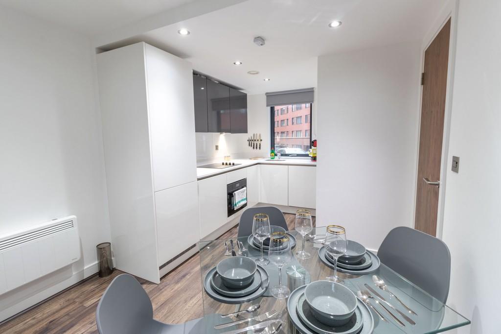 Image 7/9 of property Madison House, 94 Wrentham Street, Birmingham City Centre, B5 6QR