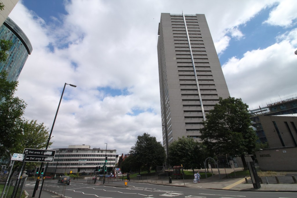 Image 2/7 of property Clydesdale Tower, Holloway Head, Birmingham City Centre, B1 1UQ