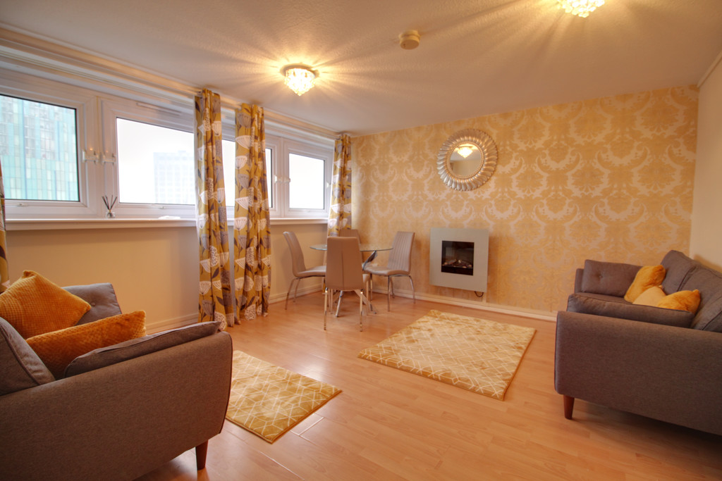 Image 7/7 of property Clydesdale Tower, Holloway Head, Birmingham City Centre, B1 1UQ