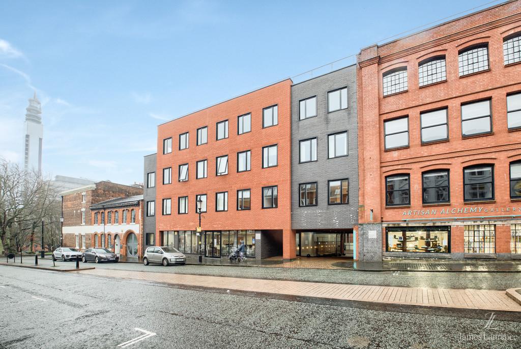 Image 11/20 of property St. Paul's Chambers, 85 Caroline Street, Jewellery Quarter, B3 1UP
