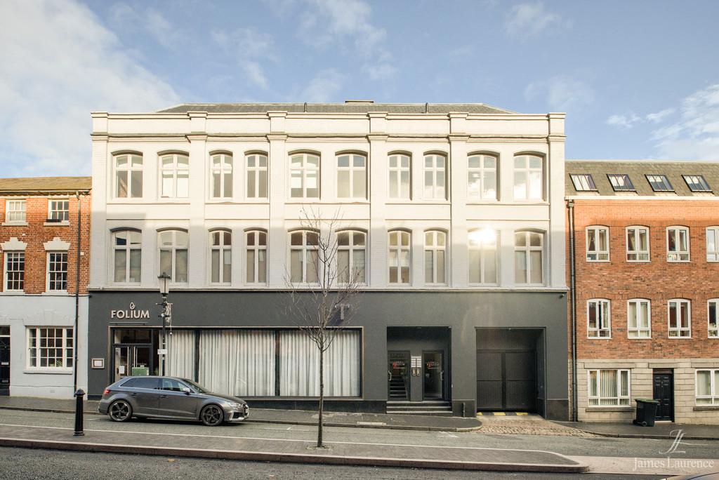 The Folium, Caroline Street, Birmingham