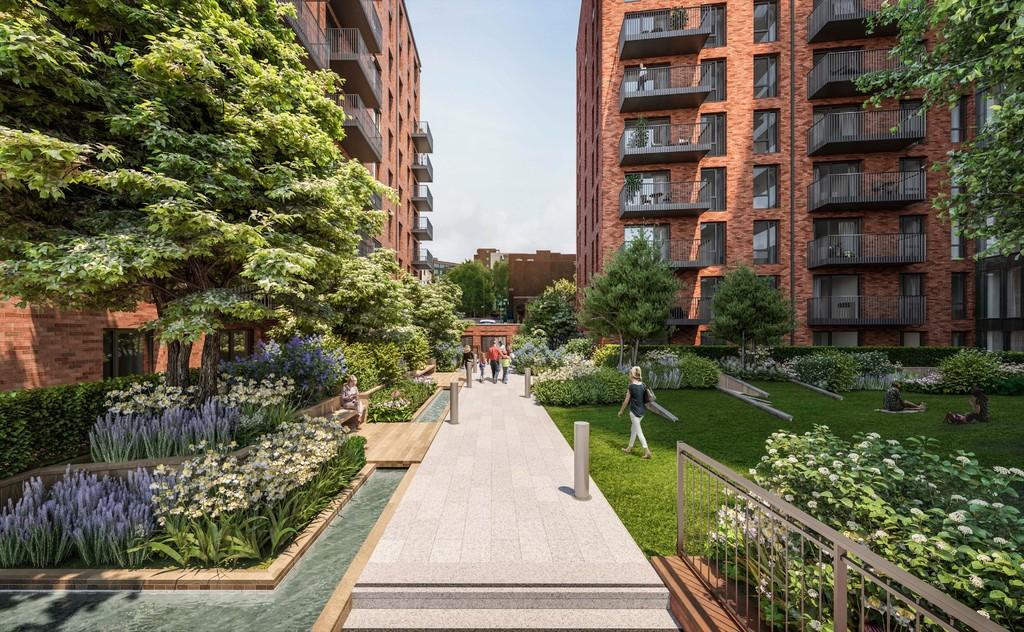 Image 1/7 of property The Barker, Snow Hill Wharf, Birmingham City Centre, B4 6LJ