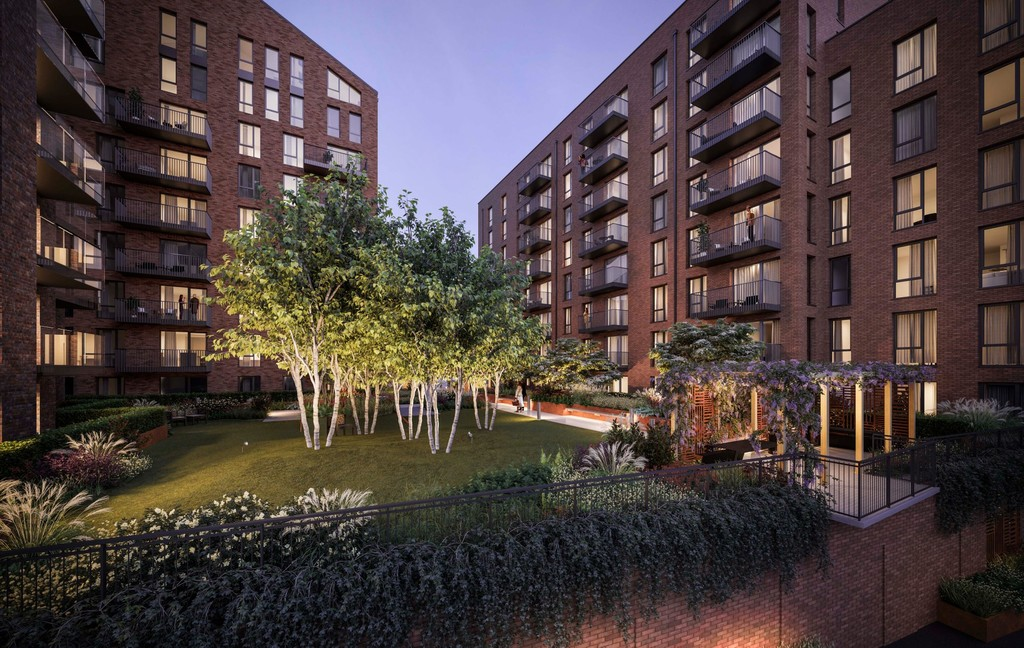 Image 4/7 of property The Lancaster, Snow Hill Wharf, Birmingham City Centre, B4 6LJ