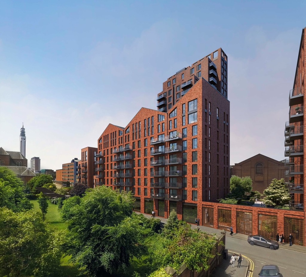 Image 7/7 of property The Lancaster, Snow Hill Wharf, Birmingham City Centre, B4 6LJ