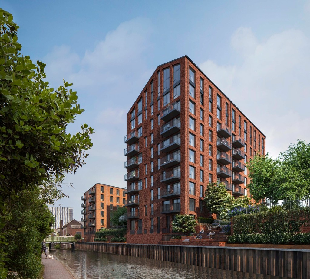 Image 2/7 of property The Lancaster, Snow Hill Wharf, Birmingham City Centre, B4 6LJ