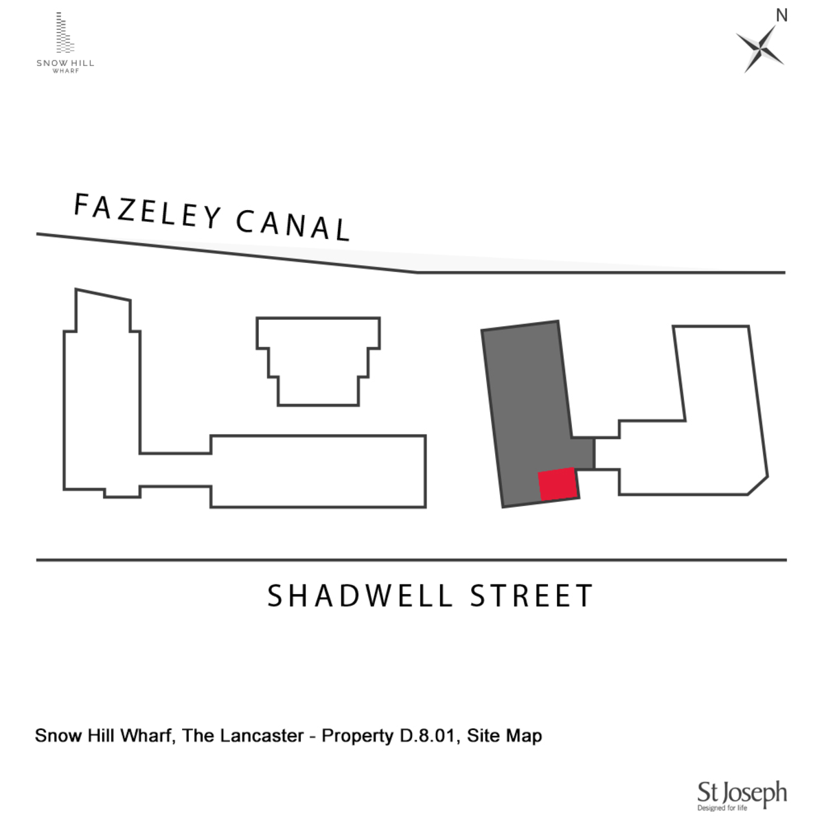 Snow Hill Wharf, Birmingham City Centre floorplan 3 of 3