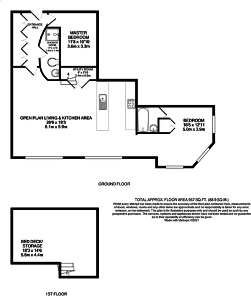 Ludgate Lofts Apartments, 17 Ludgate Hill, Jewellery Quarter floorplan 1 of 1