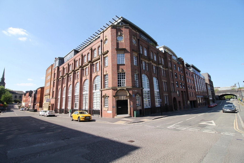 Ludgate Lofts Apartments, 17 Ludgate Hill, Jewellery Quarter