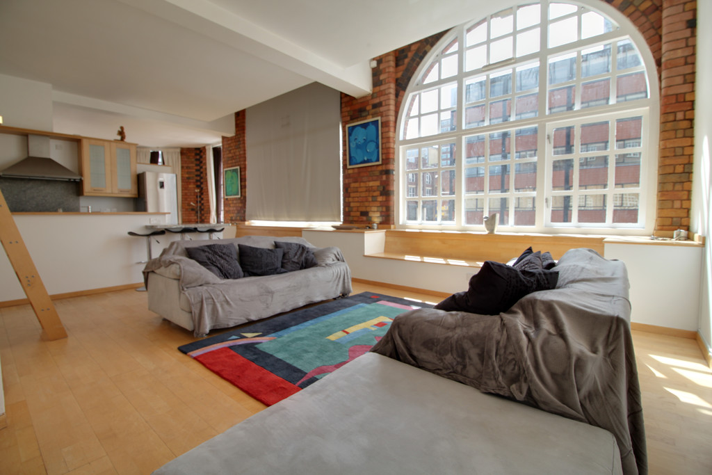 Image 2/12 of property Ludgate Lofts Apartments, 17 Ludgate Hill, Jewellery Quarter, B3 1DW