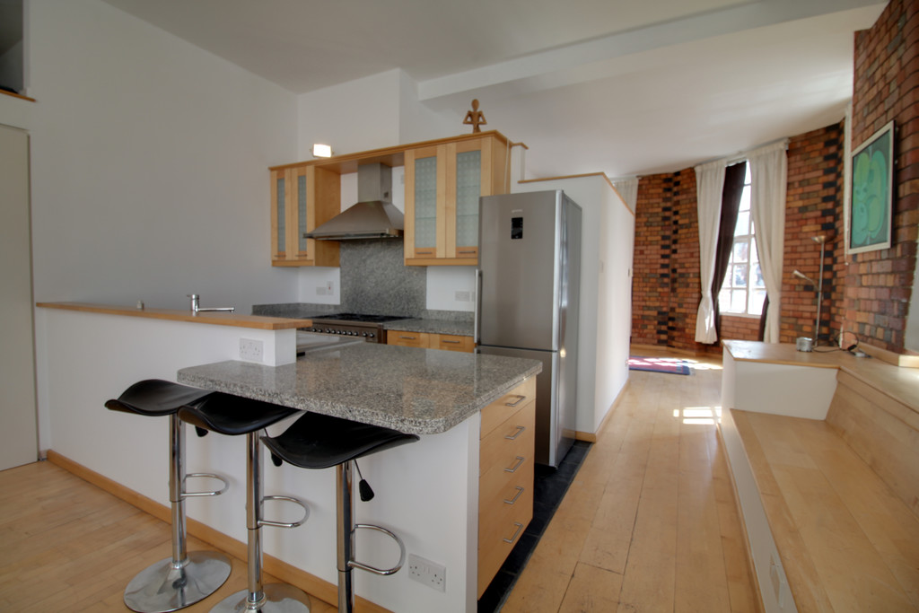 Image 8/12 of property Ludgate Lofts Apartments, 17 Ludgate Hill, Jewellery Quarter, B3 1DW