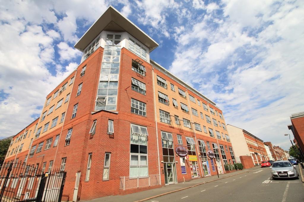 Image 1/11 of property 42 George Street, Birmingham, B3 1QA