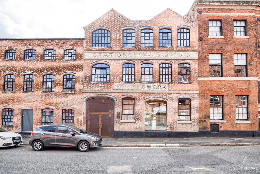 Image 3/15 of property Comet Works, 44 - 47 Princip Street, Birmingham City Centre, B4 6NS